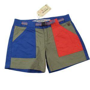 Burton Loco Shorts 25 Color block Street wear Retr